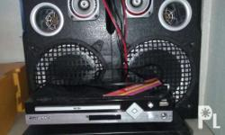 1pair mass professional speaker system with complete