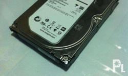 Selling my seagate barracuda for P1700 2nd hand with