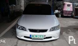 Honda accord vtec Matic All power Cool ac 17 mags
