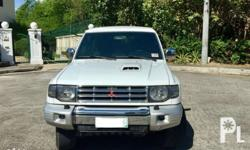2002 Mitsubishi Pajero Field Master local unit