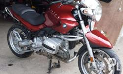 2003 BMW R1150R for sale. Please view at the back of