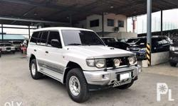 2003 Pajero Ralliart Local A/T 2.8L TDIC Automatic