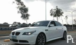 2004 BMW 545i, orig paint, all power