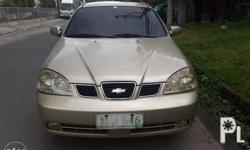 2004 Chevrolet Optra 1.6 LS AT - First Owner (Lady