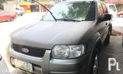 2004 Ford Escape AT Good Condition Price is very