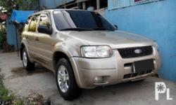 2004 FORD ESCAPE -Automatic Trans -Lady Driven -Leather