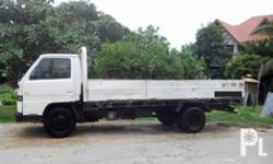 "2004 Isuzu Elf 4BE1 Dropside Running , Condition ""As is"