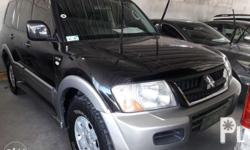 Mitsubishi Pajero 2004 GLS 3.8 v6 Automatic 4x4 Leather