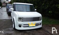 Selling this very nice box ride, Nissan Cube Rider