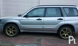 2.0 gas AWD Matic Fresh in and out Good running