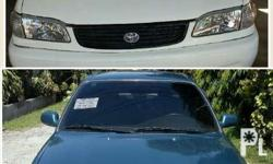 Corolla Lovelife : 165k Newly painted/new seat covers