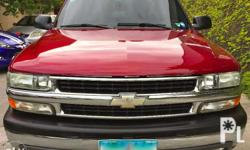 2005 chevrolet tahoe top of the line, limited edition,