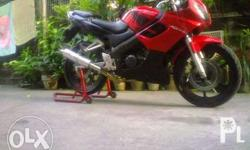 2005 Honda CBR 150 Imported from Thailand Complete