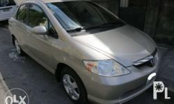 2005 HONDA CITY IDSi Super Fresh and Clean in and out