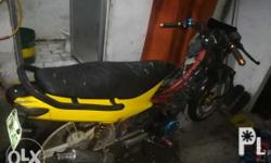 FOR SALE FOR SALE 2005 Honda Wave Alpha 100cc Mags,