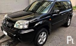 2005 NISSAN XTRAIL AUTOMATIC TRANSMISSION ALL POWER �