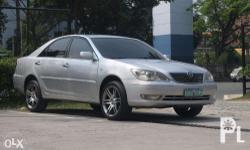 2005 Toyota Camry Automatic Php 318k Nego Features: *