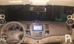 2005 Toyota Fortuner For more information just call the