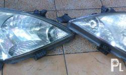- 2005 Innova Headlight set - Second hand - Original