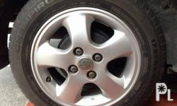 14s stock mags with champiro tires, makapal pa tires.