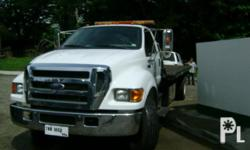 Kondisyon: Gamit na 2006 FORD F750 RECOVERY TRUCK UNDER