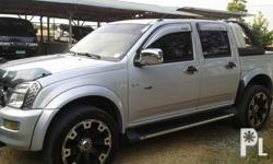 Pick-up Double Cab, Leather Interior, Aircon, Airbags,