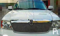 2006 Lincoln Navigator Fullest Option Php 1.1M Auto