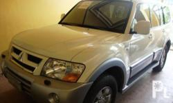Mitsubishi Pajero 2006 LIMITED VERSION - Well