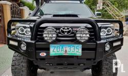Toyota Hilux 4x4, 3.0 1KD Diesel engine, Automatic