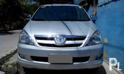 2006 TOYOTA INNOVA G -Top Of The Line -Diesel -D4D