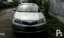 2006 toyota vios Complete and clean papers 270k