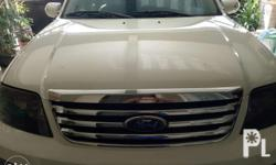 Ford Escape XLT 2007 4x4 2.3L Unit is in very condition