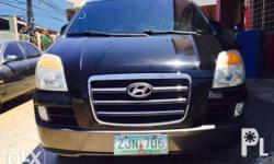 2007 Top of the line Hyundai CRDI Starex Lady owned