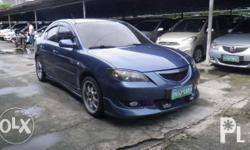 2007 Mazda 3 Sedan Automatic Php 235,000.00 Only