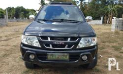 for sale isuzu sportivo very fresh in and out walang