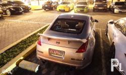 Vq35 hr engine 19t miles, m/t , diliman file z plate,