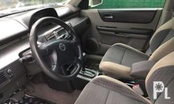 2007 NISSAN XTRAIL : A-T . all power . srs airbag .
