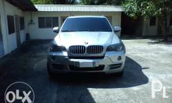 2008 BMW X5 (E70) Space Gray Leathe Interior Wood