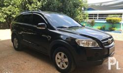 Chevrolet Captiva Bought in 2008 (first owner)