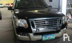 Gawin: Ford Modelo: Explorer Mileage: 32,000 Kms Taon: