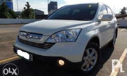 2008 HONDA CRV - 4 X 4 Super Fresh and Clean in and