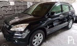 HONDA CRV - 4 X 4 100% Flood Free 100% Accident Free