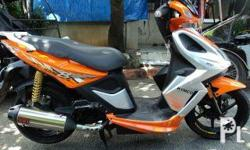 Description Make: Kymco Mileage: 11,000 kilometers