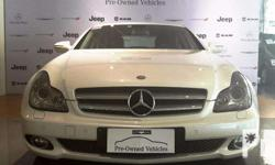 Model: CLS 350 Coupe Brand: Mercedes-Benz Year: 2008