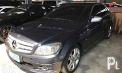 2008 Mercedes C200 kompressor 35tkms. First owned.