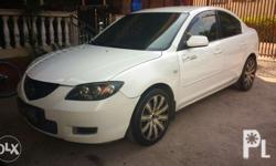 Mazda 3 2008 Model Automatic Transmission 268K Only