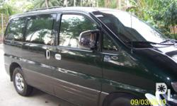 2008 Hyundai Starex   Well maintained and great
