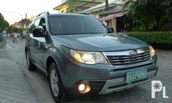 2008 Subaru Forester 2.0 A/T Mileage: 75,000kms++