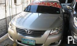Vehicle Options 2008 Toyota Camry Year: 2008 Mileage: