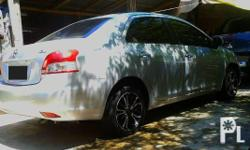 2008 TOYOTA VIOS -Fresh Inside Out -15 Inch Rims -LOW